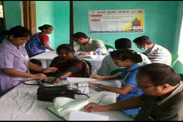 Medical Health Checkup Camp